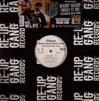 Clipse - Wamp Wamp (What It Do)