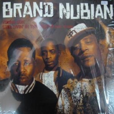 Brand Nubian - Young Son / Still Livin' In The Ghetto