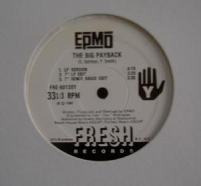 EPMD - The Big Payback