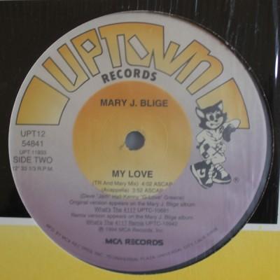 Mary J. Blige - My Love