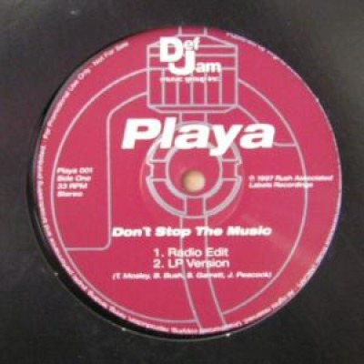 Playa - Don't Stop The Music