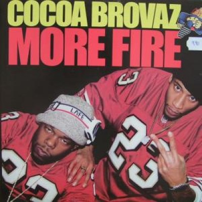 Cocoa Brovaz - More Fire