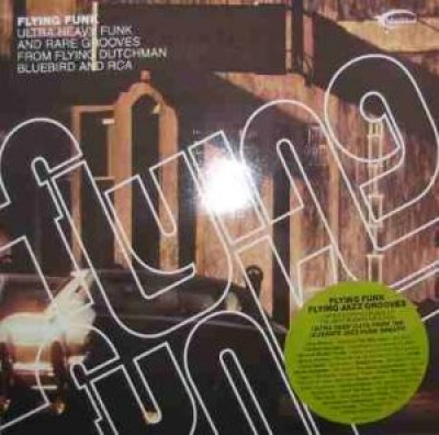 Various - Flying Funk Flying Jazz Grooves