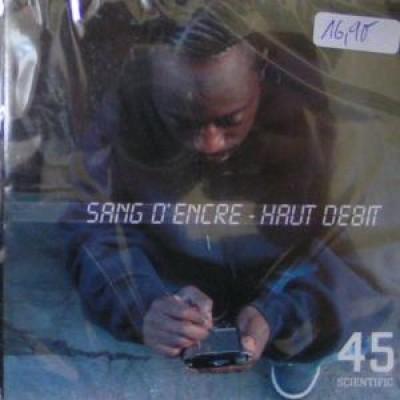 Sang D' Encre - Haut Debit CD