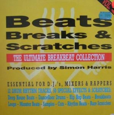 Simon Harris - Beats, Breaks & Scratches - Vol. 3