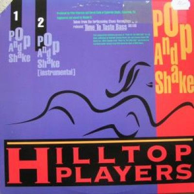 Devastator X / Hilltop Players - You Can't Come In / Pop And Shake