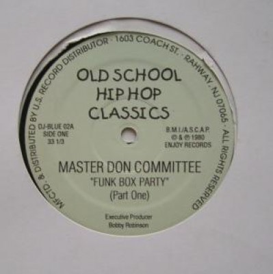 The Masterdon Committee - Funk Box Party (Part One & Two)