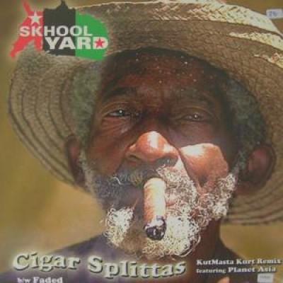 Skhool Yard - Cigar Splittas (KutMasta Kurt Remix) / Faded