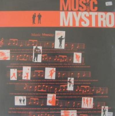 Mystro - Music Mystro EP