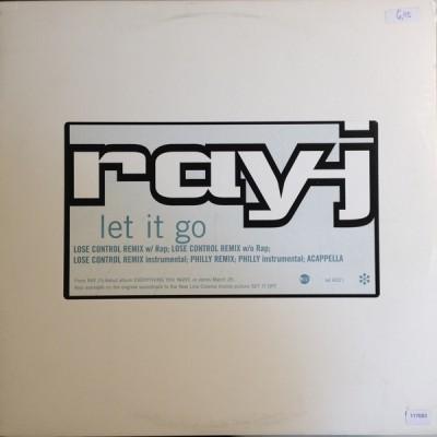 Ray J - Let It Go Remix