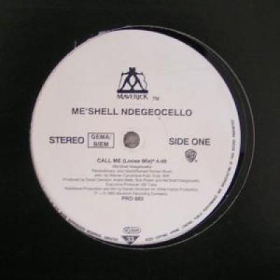 Me'Shell NdegéOcello - Call Me