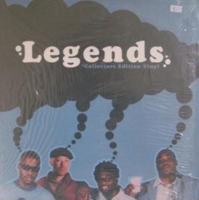 Living Legends - Damn It Feels Good / Whatizit?