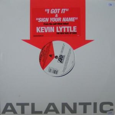 Kevin Lyttle - I Got It / Sign Your Name