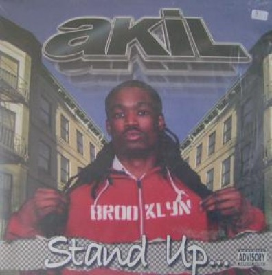 Mr. Akil - Stand Up / Hey Luv