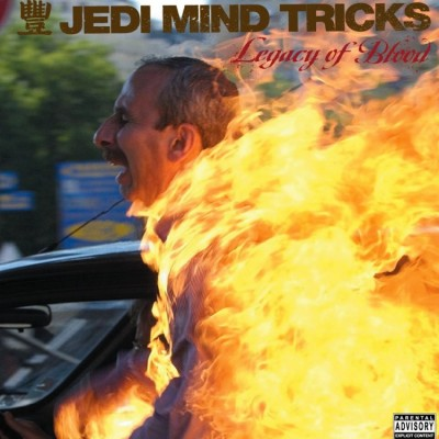 Jedi Mind Tricks - Legacy Of Blood (Ltd. Red Vinyl Reissue)