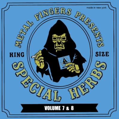 MF Doom - Special Herbs Vol.7&8