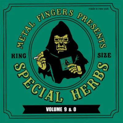 MF Doom - Special Herbs Vol. 9 & 0
