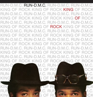 RUN DMC - King Of Rock (Colored Edition)
