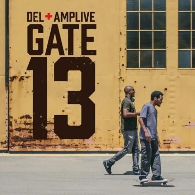 Del Tha Funkee Homosapien & Amp Live - Gate 13