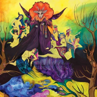 Greg Foat - The Mage