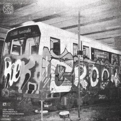 Klaus Layer - Instrumentals From Lost Track (Silver Vinyl)
