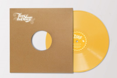 Dave Mathmos - Too Slow To Disco Edit 03 (LTD Yellow 10inch)