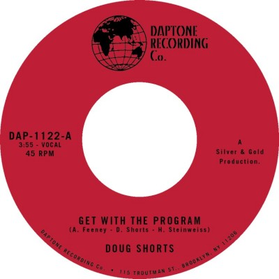 Doug Shorts - Get With The Program / Heads Or Tails