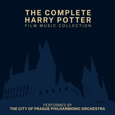 J. Williams, P. Doyle, N. Hooper, A. Desplat, u.a. - The Complete Harry Potter Film Music Collection