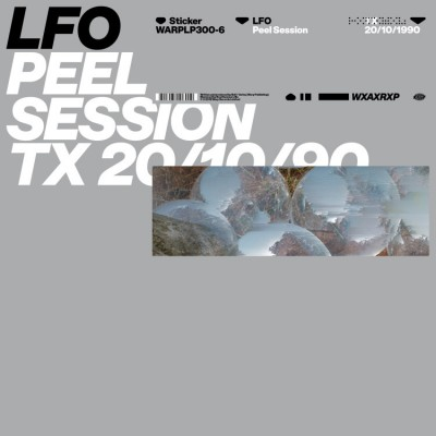 "LFO - Peel Session (12""+MP3)"