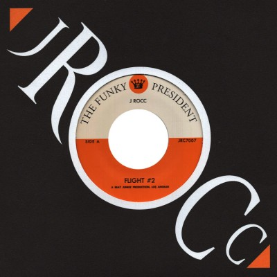 J.Rocc - Funky President Edits Vol.7
