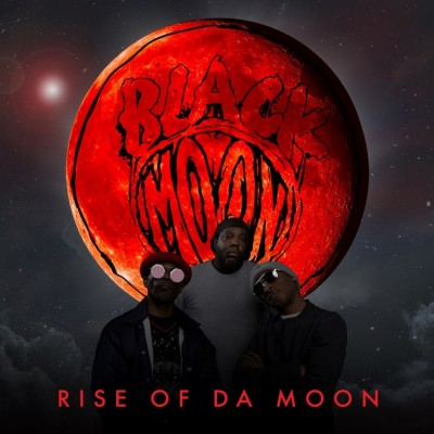 Black Moon - Rise Of Da Moon (Red Vinyl)