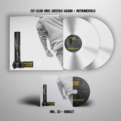 Lakmann & Rooq - Reasonable Kraut (Ltd. Clear 2LP + CD)