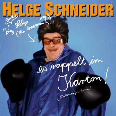 Helge Schneider - Es Rappelt Im Karton
