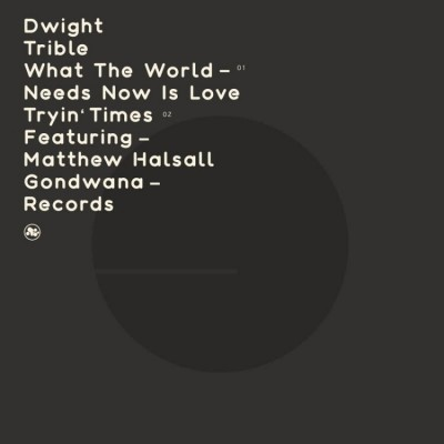 Dwight Trible (Ft. Matthew Halsall) - What The World Needs Now Is Love / Tryin' Times