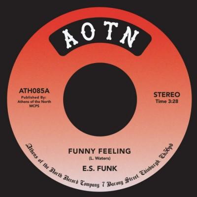 E.S. Funk - Funny Feeling / Shake Your Body