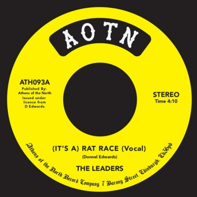 The Leaders - (It's A) Rat Race (Vocal / Instrumental)