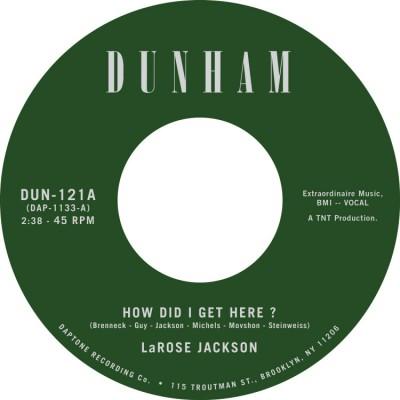 LaRose Jackson - How Did I Get Here (Voc / Instr)