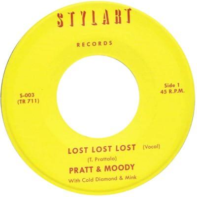 Pratt & Moody - Lost Lost Lost (Ft.Cold Diamond & Mink)