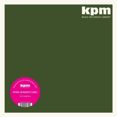 Keith Mansfield - Vivid Underscores (Remastered)