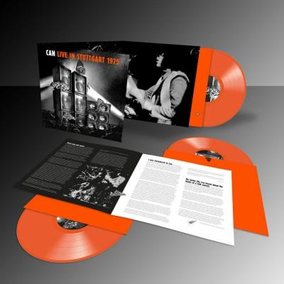 Can - Live In Stuttgart 1975 (Orange Vinyl)