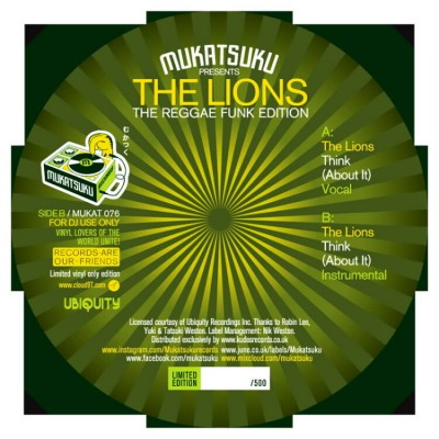 The Lions - Think (About It)