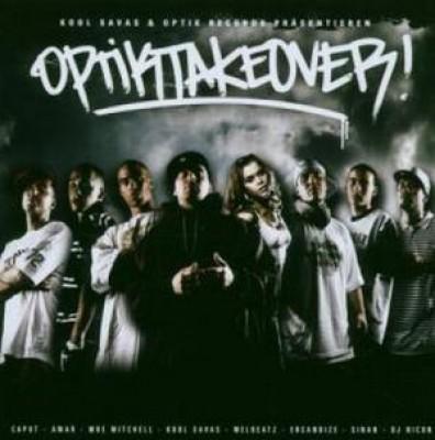 V.A. - Optik Takeover