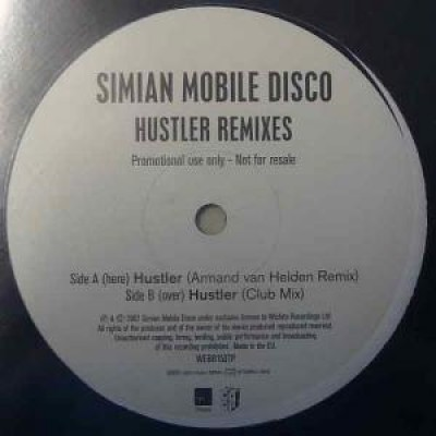 Simian Mobile Disco - Hustler (Remixes)