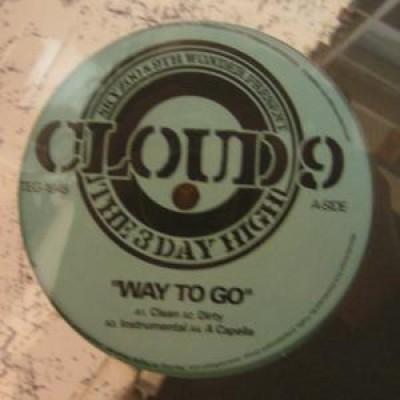 Skyzoo & 9th Wonder - Cloud 9: Way To Go / I'm On It