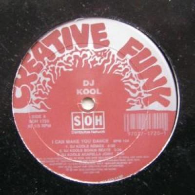 DJ Kool - I Can Make You Dance