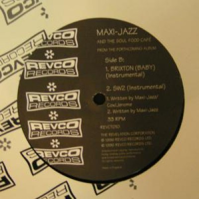 Maxi Jazz - Brixton (Baby)