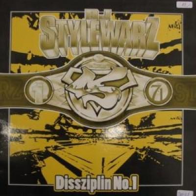 DJ Stylewarz - Dissziplin No.1