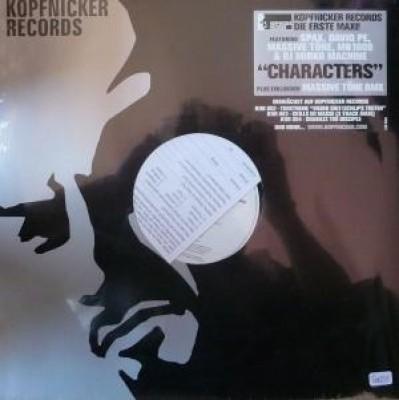 Kopfnicker - Characters