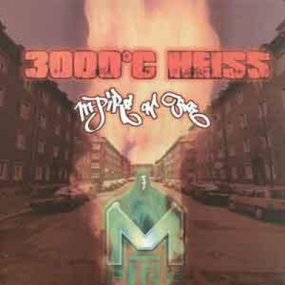 V.A. - 3000° Heiss - M-Pire on Fire
