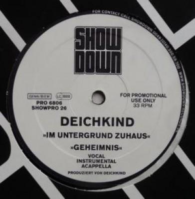 Deichkind - Crew Vom Deich / Geheimnis